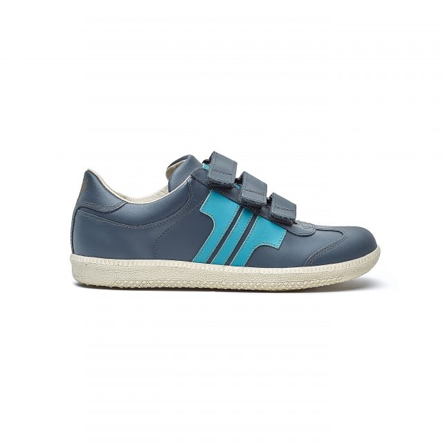 Tisza Shoes - Compakt Delux - shadow-aqua