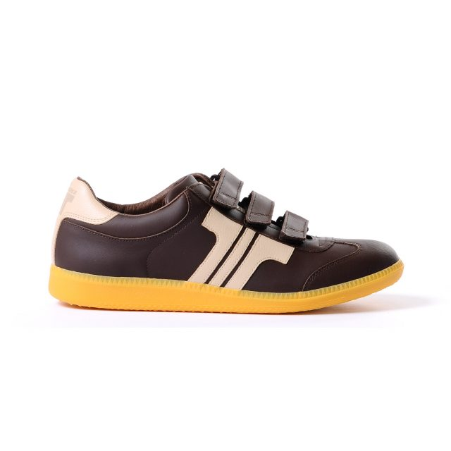 Toiza shoes - Compakt delux - Brown-beige
