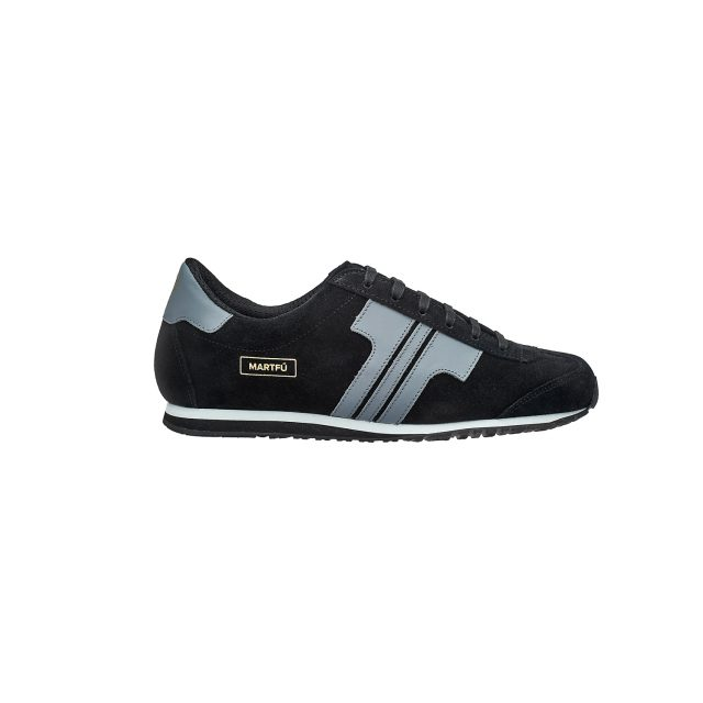 Tisza shoes - Martfű - Black-grey