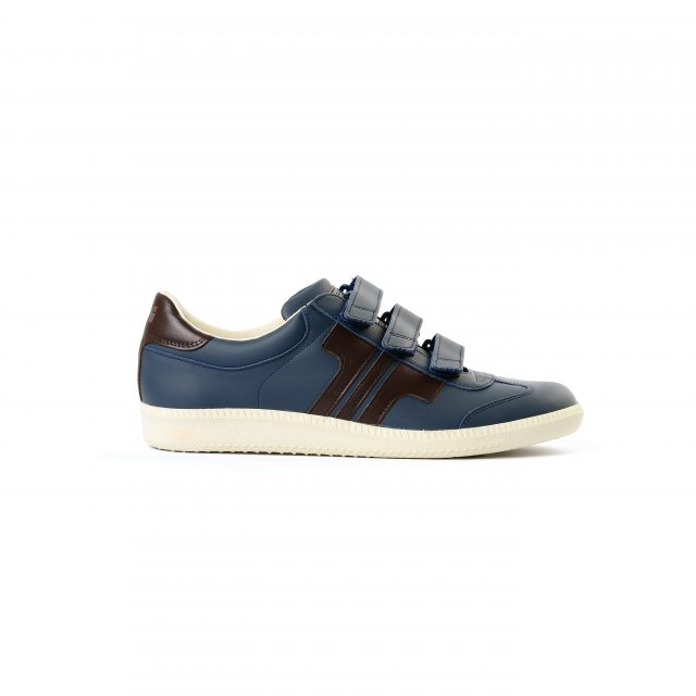 Tisza shoes - Compakt delux - Navy-brown