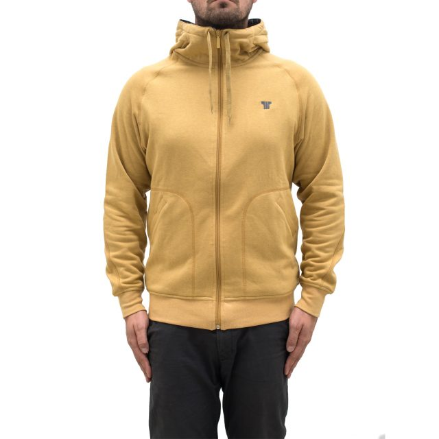 Tisza shoes - Pullover - Mustard hoodie