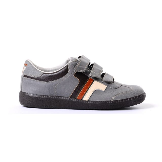 Tisza shoes - Compakt delux - Grey-3brown