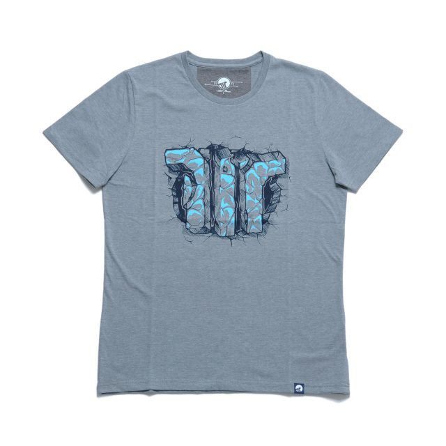 Tisza shoes - T-shirt - Grey