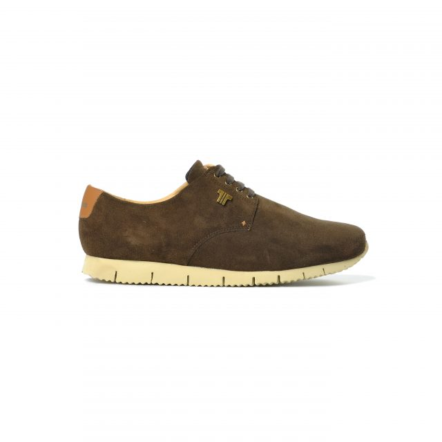 Tisza shoes - Public - Brown-tobacco