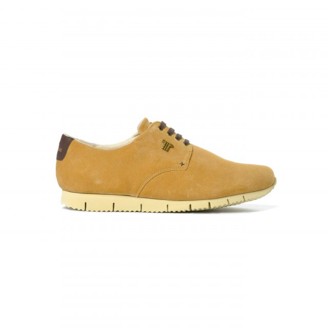 Tisza shoes - Public - Tobacco-brown