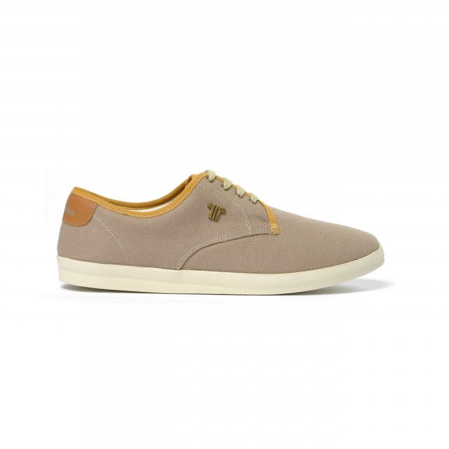Tisza shoes - City - Beige-tobacco