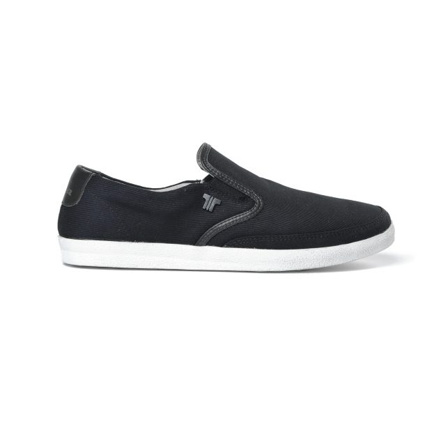 Tisza shoes - Regatta - Black