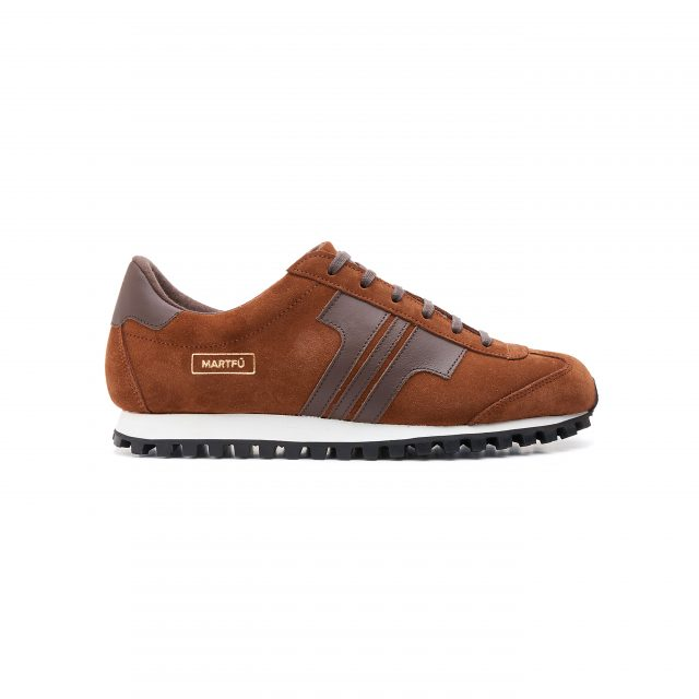 Tisza shoes - Martfű - Rust-brown - padded