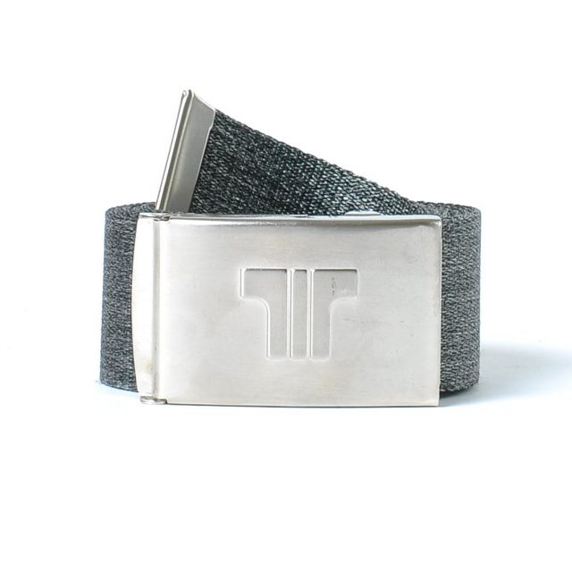 Tisza shoes - Belt - Melange-grey