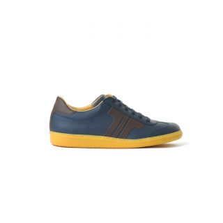 Tisza shoes - Compakt - Navy-brown