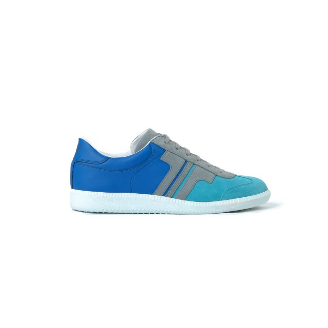 Tisza shoes - Compakt - Aqua-grey-royal