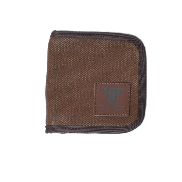Tisza shoes - Wallet - Brown-brown