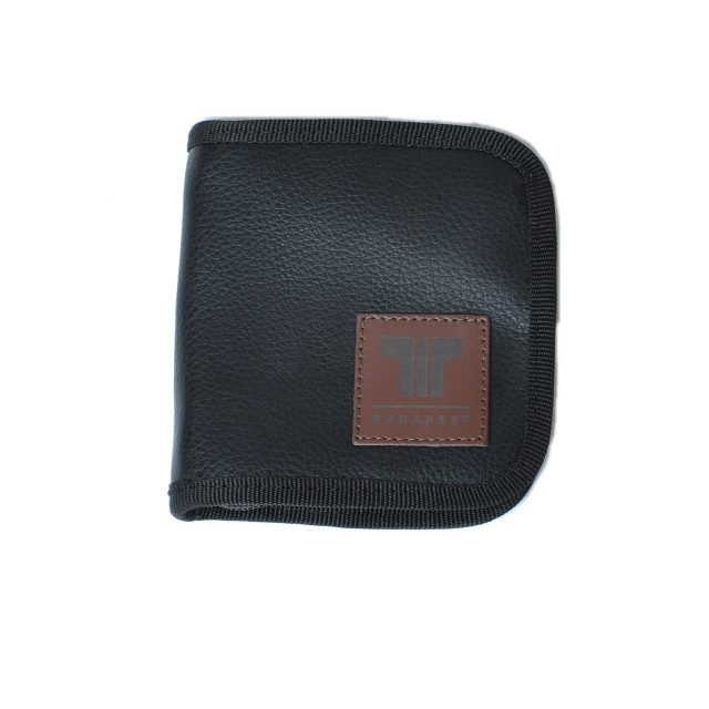 Tisza shoes - Wallet - Black-brown