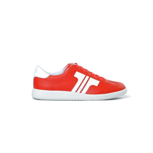 Tisza-shoes - Compakt - Red-white