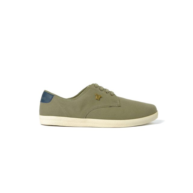 Tisza shoes - City - Olive-navy