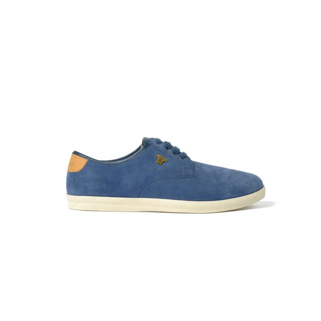 Tisza shoes - City - Navy-tobacco