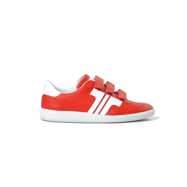 Tisza shoes - Compakt Delux - Red-white