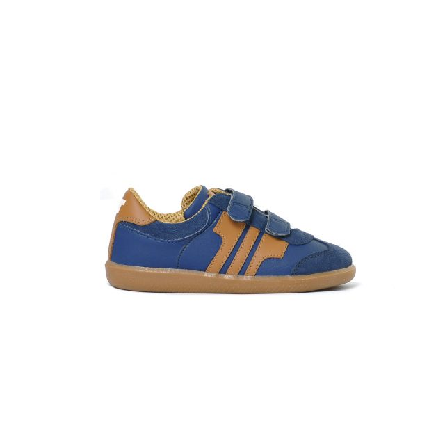 Tisza shoes - Junior - Navy-tobacco