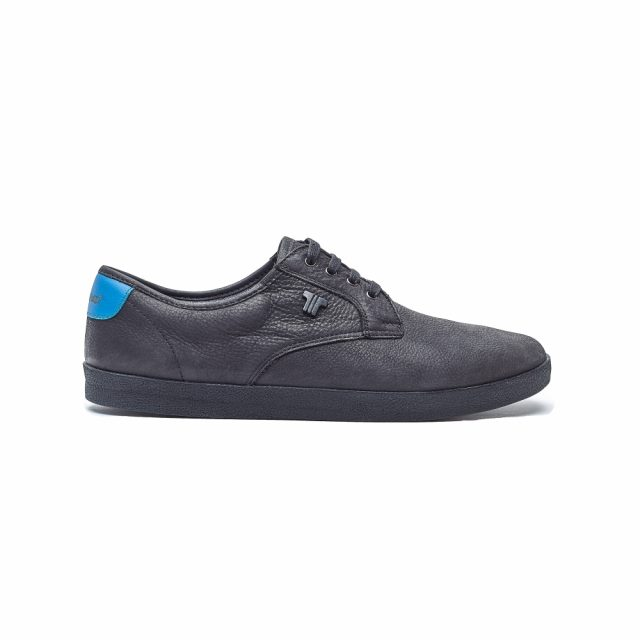 Tisza Shoes - City - Black-royal
