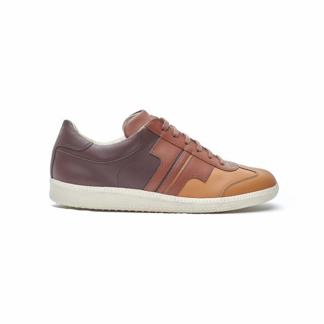 Tisza Shoes - Compakt - cinnamon-rust-brown
