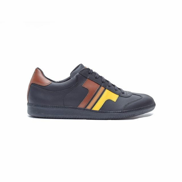 Tisza Shoes - Compakt - black-autumn