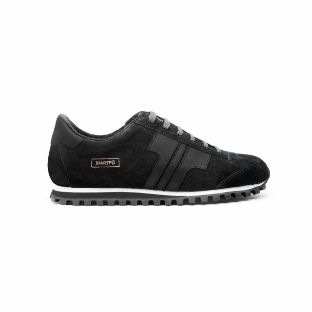 Tisza Shoes - Martfű - black padded
