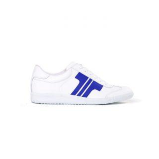 Tisza shoes - Compakt - White-indigo