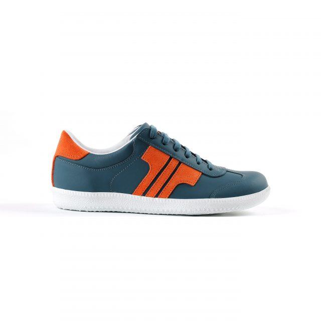 Tisza shoes - Compakt - Jeans-salmon