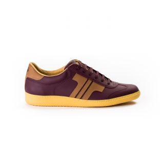 Tisza shoes - Compakt - Claret-sand