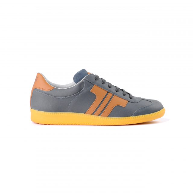 Tisza shoes - Compakt - Grey-tobacco