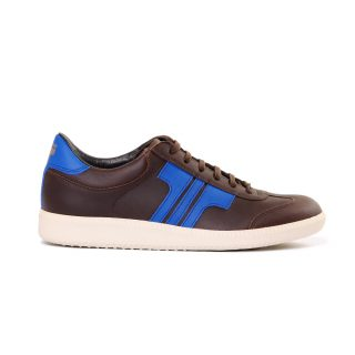 Tisza-shoes - Compakt - Brown-azure