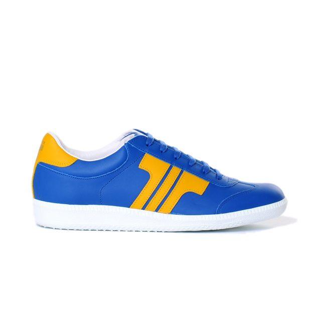 Tisza-shoes - Compakt - Royal-yellow