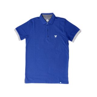 Tisza shoes - Tennis shirt - Indigo