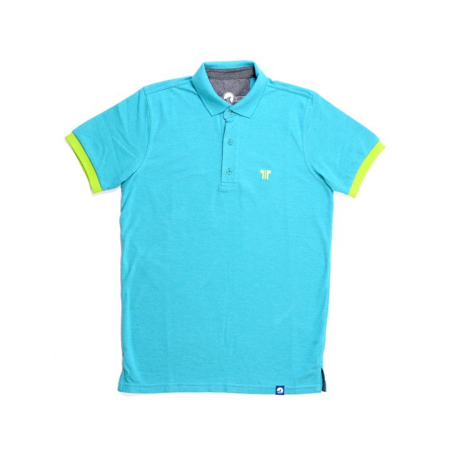 Tisza shoes - Tennis shirt - Mint