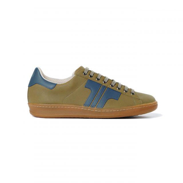 Tisza-shoes - Tradíció '80 - Khaki-jeans