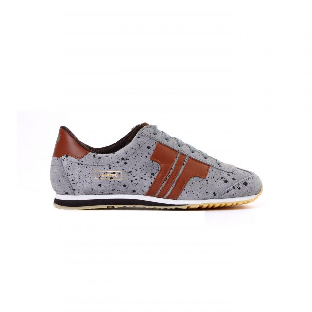Tisza shoes - Martfű - Grey-rust