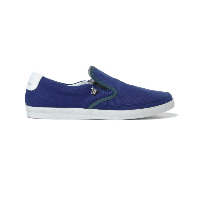 Tisza shoes - Regatta - Darkblue-white