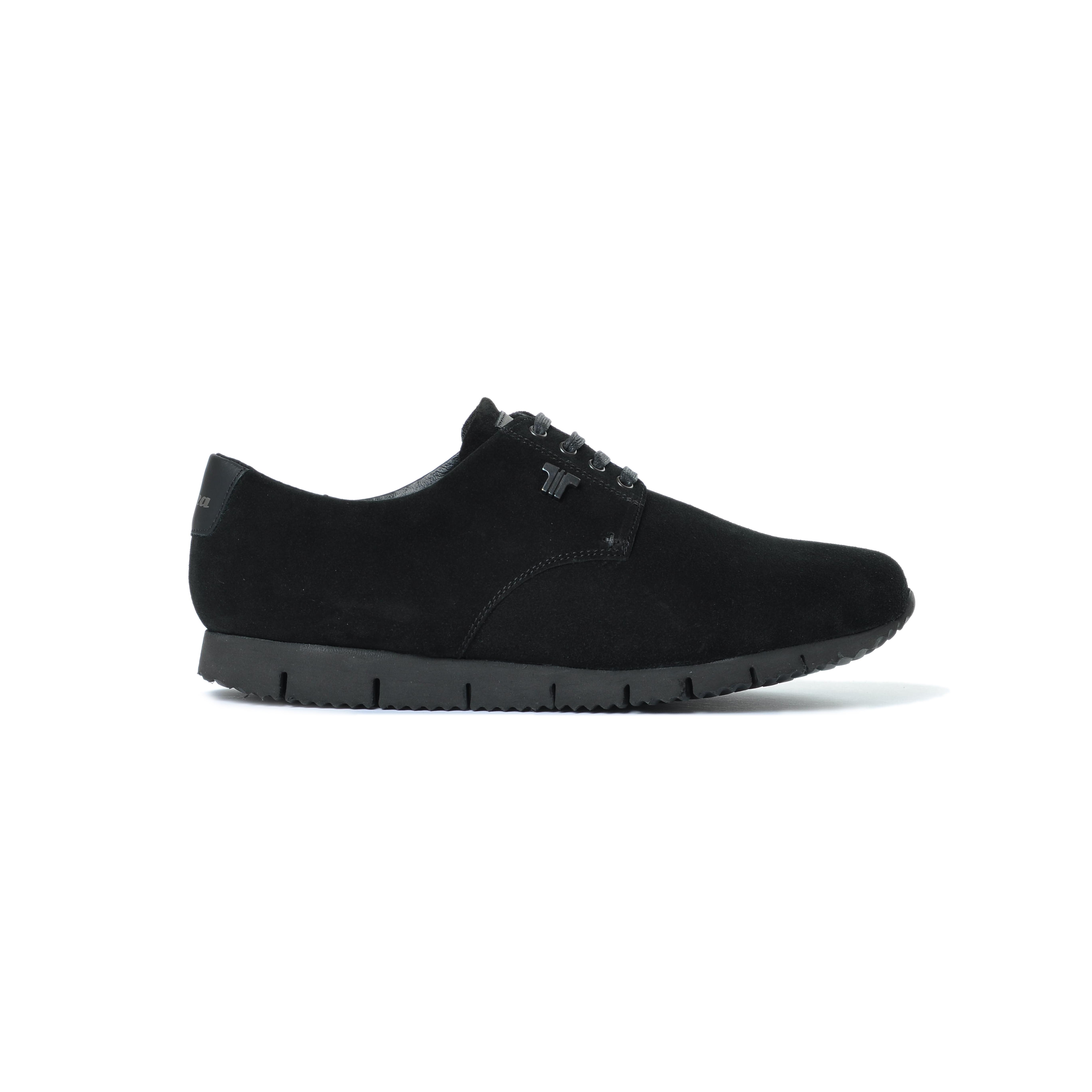Tisza shoes - Public - Black