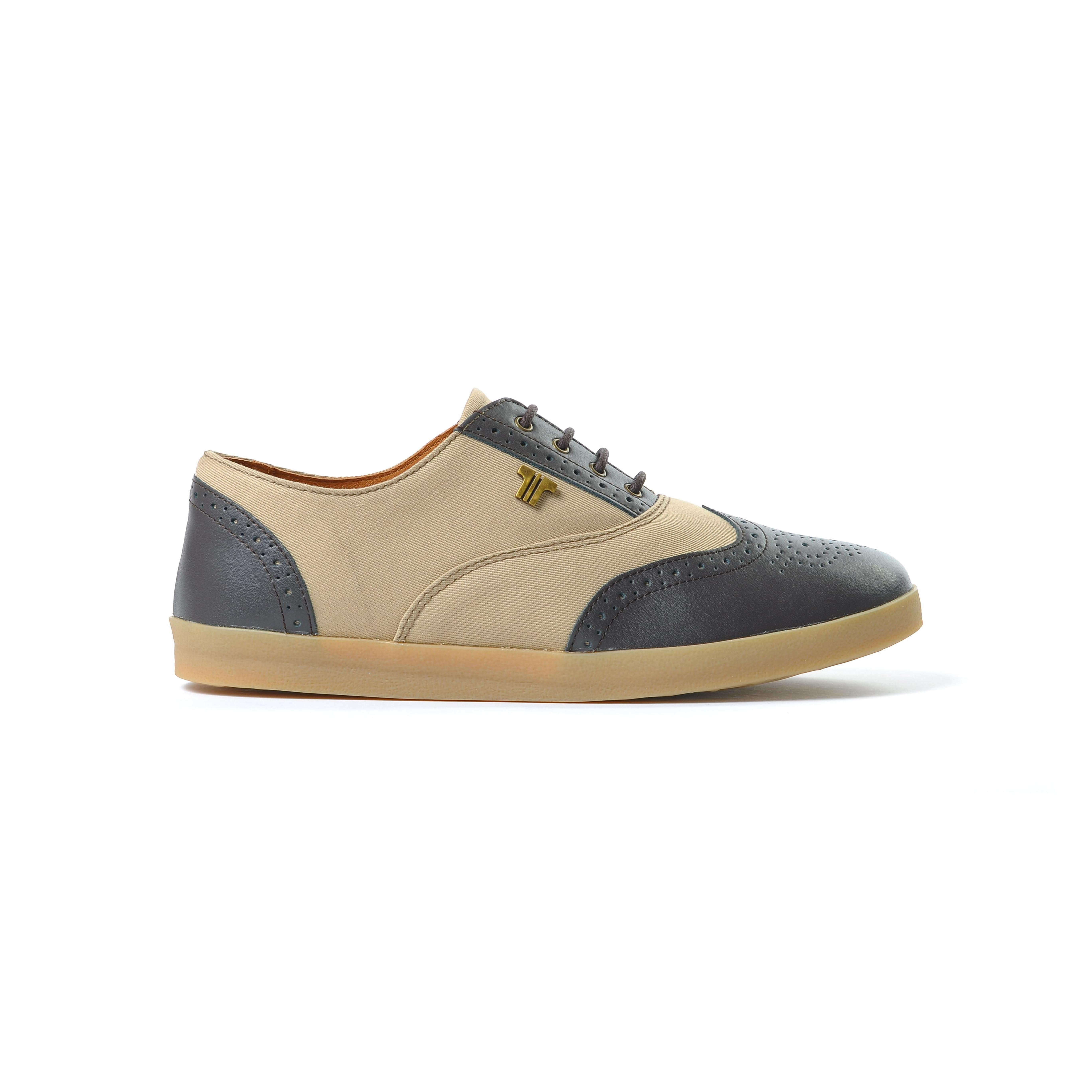 Tisza shoes - Royal - Brown