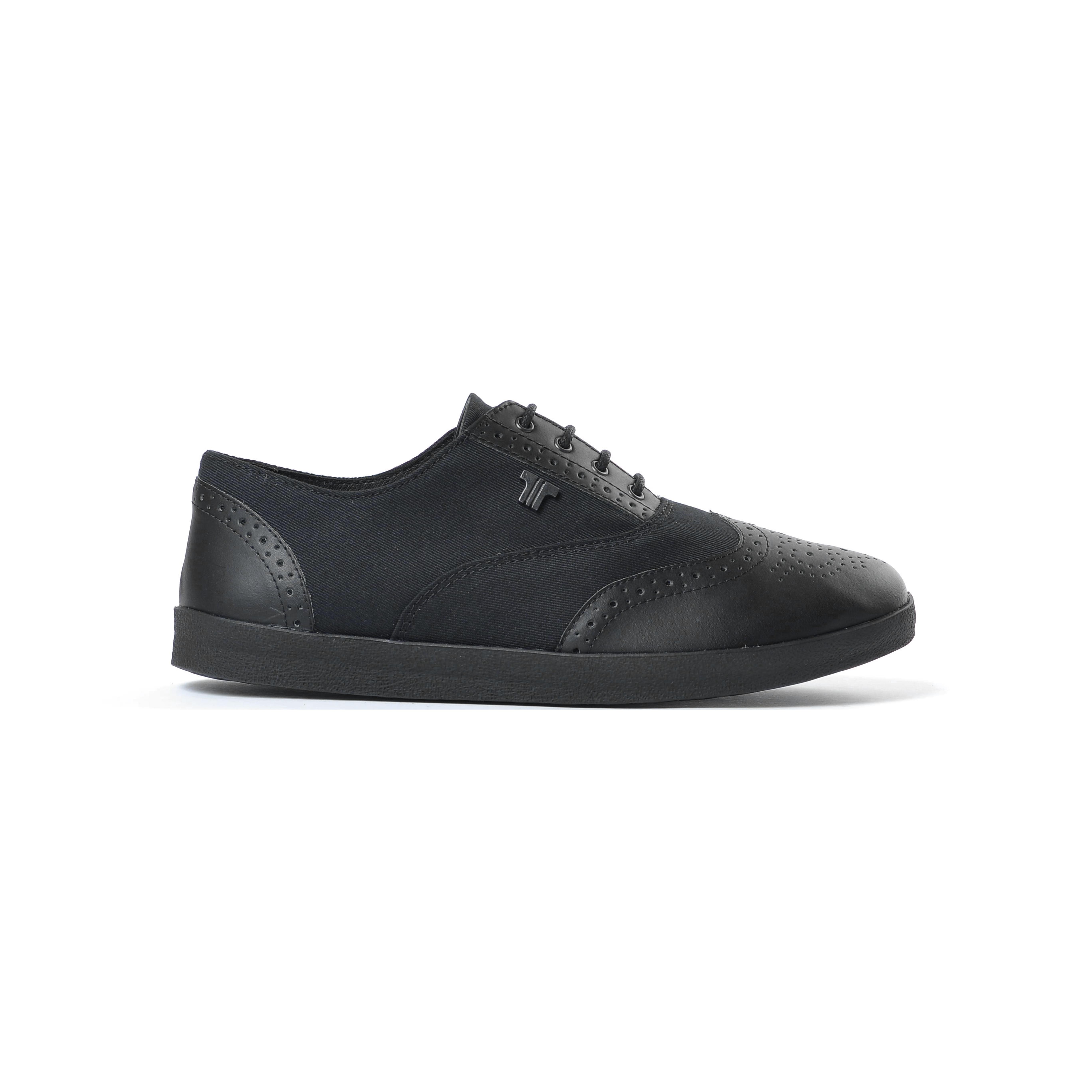Tisza shoes - Royal - Black