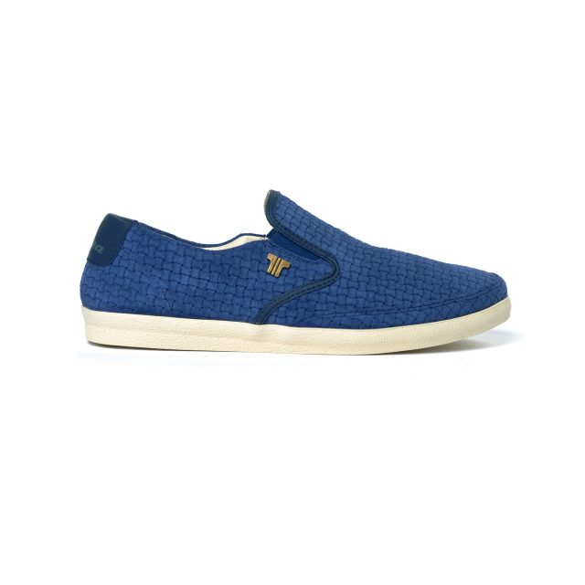 Tisza shoes - Regatta - Twisted-darkblue