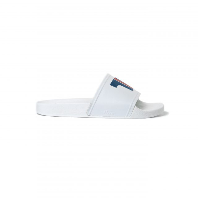 Tisza shoes - Sliders - White-classic