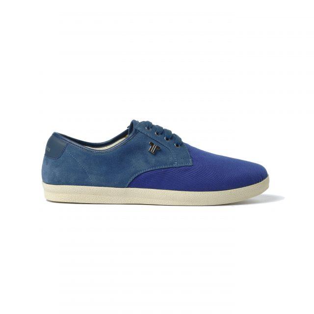 Tisza shoes - City - Jeans-darkblue