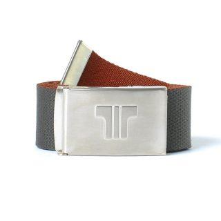Tisza shoes - Belt - Grey-rust