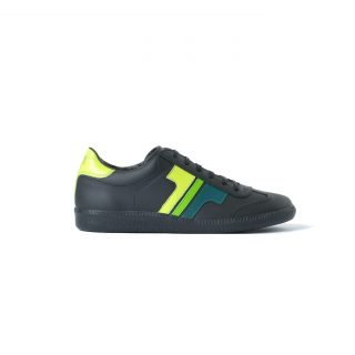 Tisza shoes - Compakt - Black-3green