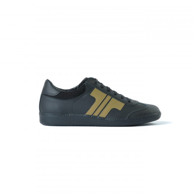Tisza shoes - Compakt - Black-khaki