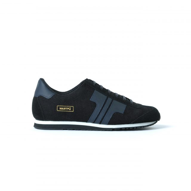 Tisza shoes - Martfű - Black-navy