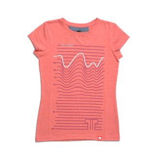 Tisza shoes - T-shirt - Wave