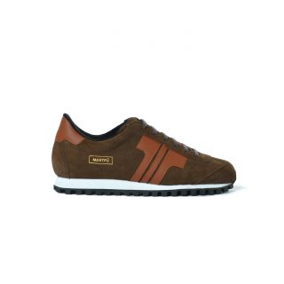 Tisza shoes - Martfű - Brown-rust padded