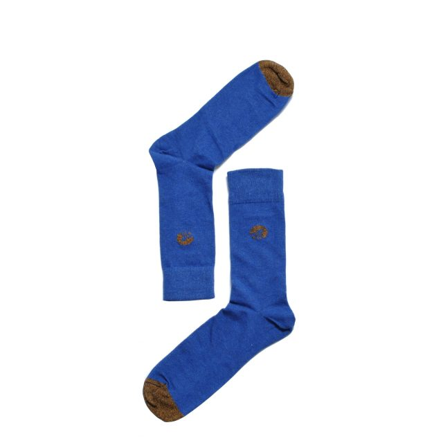 Tisza shoes - Socks - Sport blue